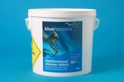 200g multifunctional chlorine tablets 5kg