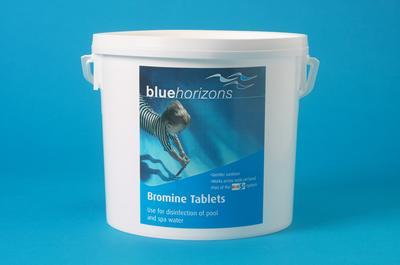 bromine tablets 5kg