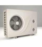 dpl ra 14kw swimming pool heat pump