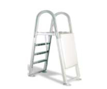 lockable in out swimming pool ladder