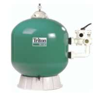 triton 19 inch swimming pool filter