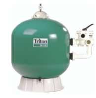 triton 24 inch swimming pool filter