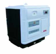 waterco 1phase 21k swimming pool heat pump